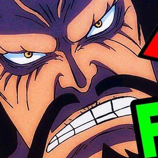 How Strong is Yonko Kaido? One Piece Anime / Manga