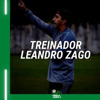 Ep.57:  Leandro Zago - Treinador do Joinville