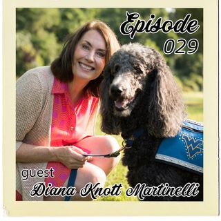 The Cannoli Coach: Omega's Mom and MUCH More w/ Diana Knott Martinelli | Episode 029