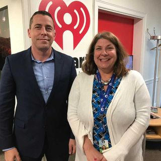Jean Drees & Dr Shawn Ryan with BrightView talk Mental Health and Addiction