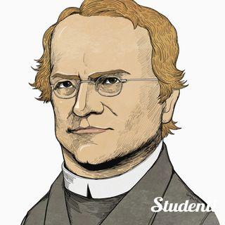 Biografie - Gregor Mendel