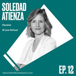 Episodio 12:  La transformación de la universidad. Nuevos enfoques formativos de la abogacía con Soledad Atienza