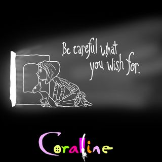 Ep. 14 Coraline