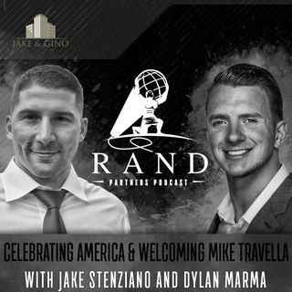 RPP - Celebrating America & Welcoming Mike Taravella