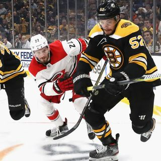 Bruins Not Cocky Despite 2-0 Eastern Conference Finals Lead