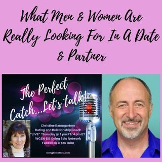 What Men & Women Are Really Looking For In A Date & Partner