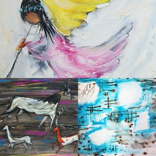 New Exhibits at DeGrazia Gallery in the Sun - Lance Laber on Big Blend Radio