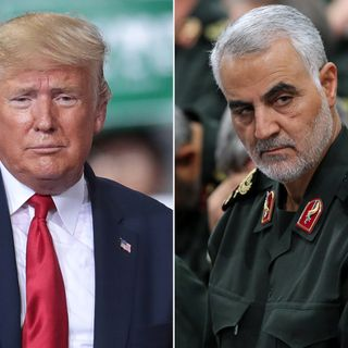 Episode 783 | Trump Drones Kill Iranian General | War is Not Inevitable | Pandering to Extremism