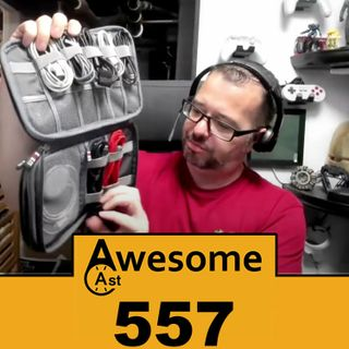 One Night in Chilla's Backpack | AwesomeCast 557