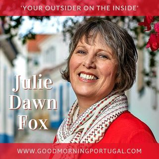Portugal news, weather & top Portugal blogger Julie Dawn Fox