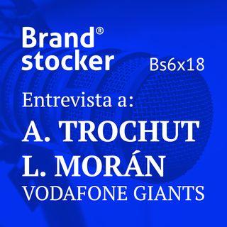 Bs6x18 - Hablamos de branding y Vodafone Giants con Alex Trochut y Lisardo Morán