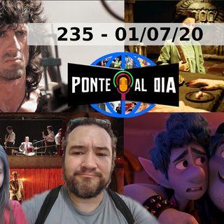 Hola Julio | Ponte al día 235 (01/07/20)
