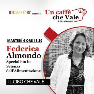 Federica Almondo: Il cibo che vale
