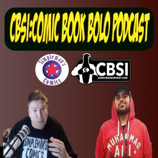 CBSI:Comic Book Bolo Podcast