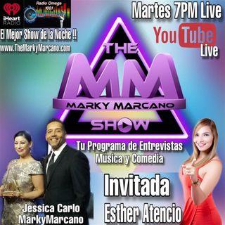 TONIGHT -ENTREVISTAS INVITADA ESTHER ATENCIO -MUSICA Y COMEDIA