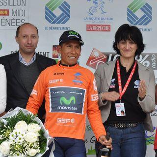 Nairo gana su segunda Route du Sud