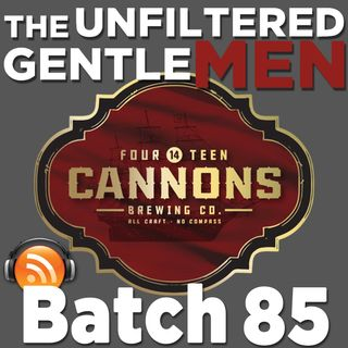 Batch85: 14 Cannons Head Brewer Nic Bortolin