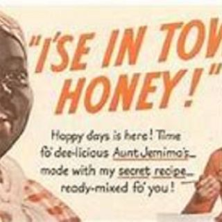 WTF Wed_Aunt Jemima Trending On #Twitter #Stereotypes