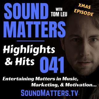 041: Highlights & Hits (Holiday)