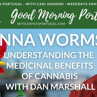 Canna worms! Understanding the power of medicinal cannabis on the GMP!
