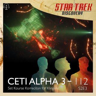 112 - Set Kourse Korrection for Klingons