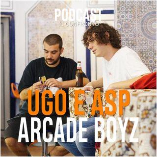 UGO BORGHETTI E ASP 126 vs Arcade Boyz [ IL CONFRONTO ]