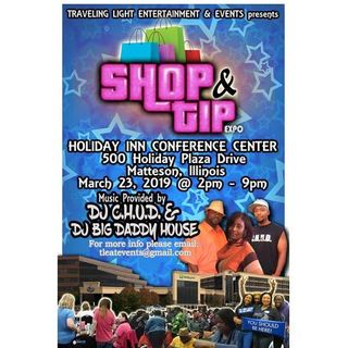 TLE Annual Shop & Tip Expo