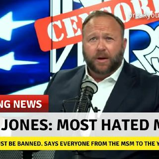 Alex Jones: The MOST HATED Man on the Internet!