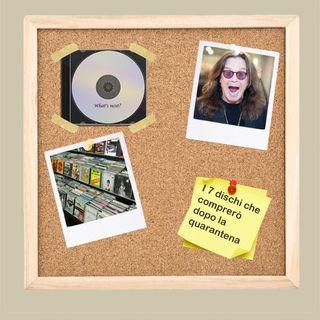 06. 7 dischi post isolamento