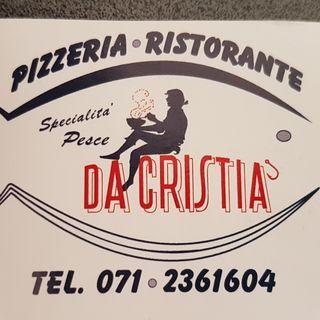 Ristorante Pizzeria DA CRISTIA'