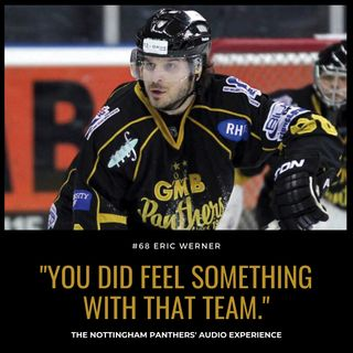 You did feel something with that team | Eric Werner