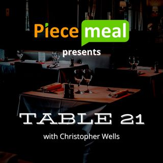Table 21 with Chef Curtis Pintye