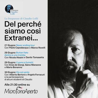 """Via col Vento"" - Frequenze per Claudio Lolli - Quarta puntata"