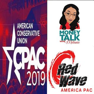 #CPAC2019 Raw Interview: Brian Maloney, Co-founder of the Red Wave America PAC and Media Equality Project