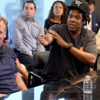 JAY-Z NEW DEAL WITH THE NFL BETRAYS COLIN KAEPERNICK/BLACK PEOPLE