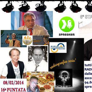 Radiografia Scio' - N.16 del 08-02-2014