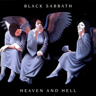 TRS Black Sabbath - Heaven & Hell Album Special 20th September 2018
