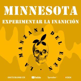 2. Minnesota. Experimentar la inanición.