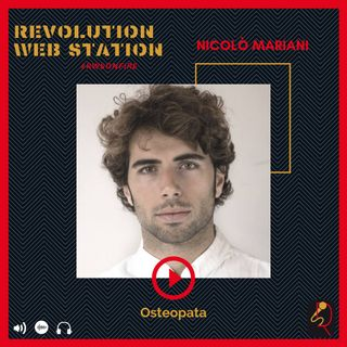 INTERVISTA NICOLÒ MARIANI - OSTEOPATA