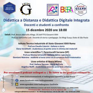 L'ACBLL presenta Didattica a Distanza e Didattica Digitale Integrata | Docenti e studenti a confronto