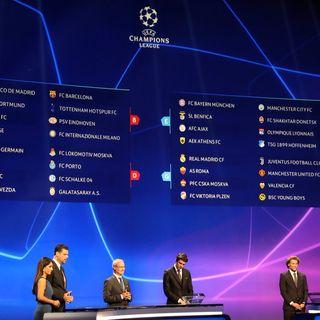 Ep. 58 (Preview dei gironi di Champions e la partenza a rilento della Roma)