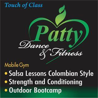 PATRICIA HAMILTON: Una bailadora del barrio con mucha determinación y talento.
