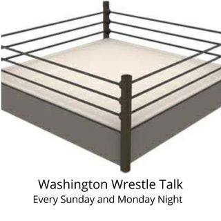 Washington Wrestling Talk Episode 1