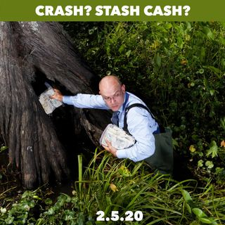 Fear of Crash Leads to Income Dash