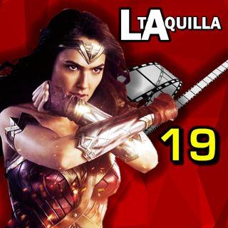 Programa 19 - Crítica de 'Wonder Woman'