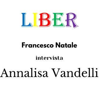 Francesco Natale intervista Annalisa Vandelli | Uno scatto, una storia | Liber – pt.18