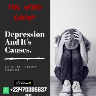Depression And It's Causes!