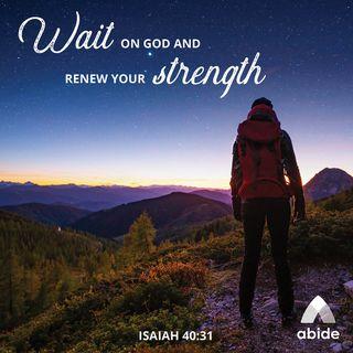 Renew Your Power