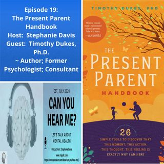 Episode 19 The Present Parent Handbook