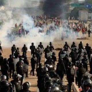 LVNR_Represión en Oaxaca